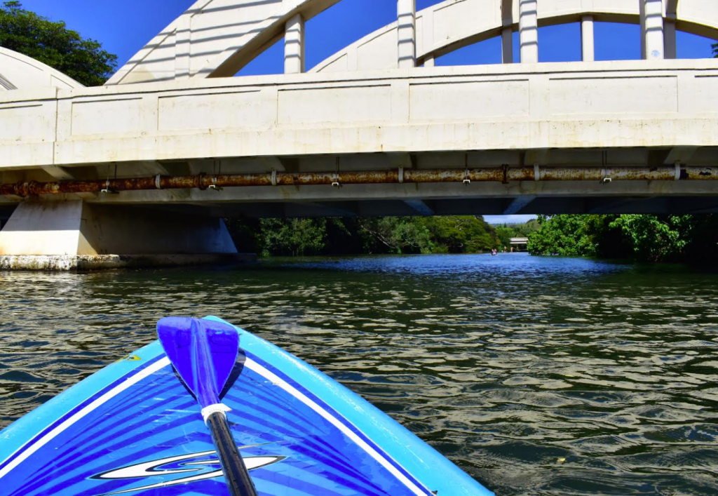 SUP, stand up paddleboarding, things to do oahu