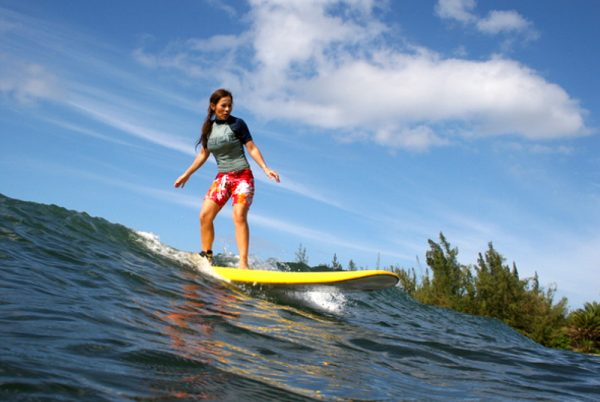 learn to surf, surf lessons, haleiwa surf, hawaii surf shops