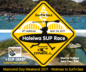 2017 8TH ANNUAL SUP RACE! Photo