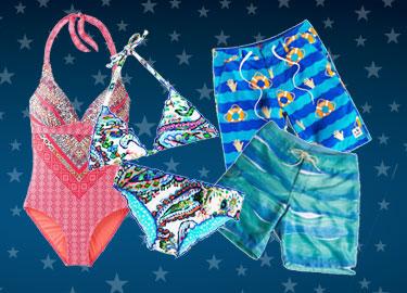 All Women's and Men's Swimwear Photo