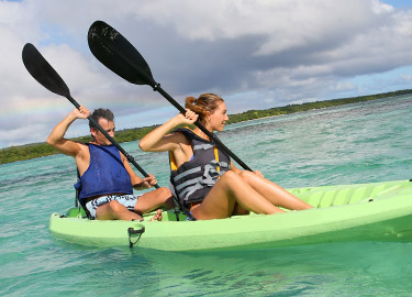 Your Double Kayak Rental! Photo