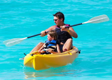 SUP, Kayak Rentals & Snorkel Rentals Photo