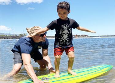 SURF LESSONS Photo